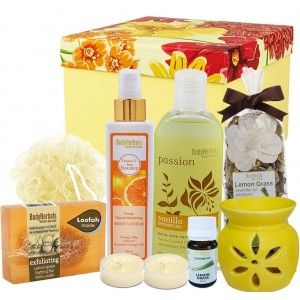 Buy BodyHerbals Beautiful Day Spa Hamper - Nykaa