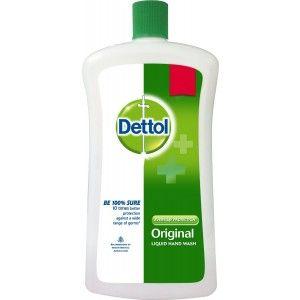 Buy Dettol Liquid Original Hand Wash Original - Nykaa
