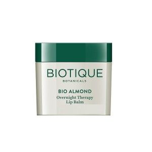 Buy Biotique Almond Therapy Lip Balm - Nykaa