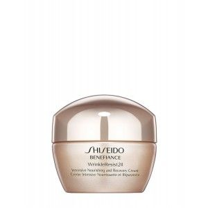 Buy Shiseido Benefiance Wrinkleresist24 Intensive Nourishing And Recovery Cream - For Dry To Very Dry Skin - Nykaa
