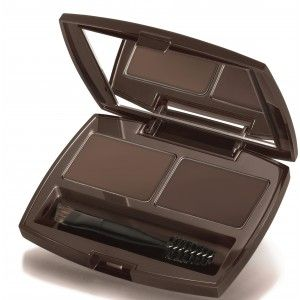 Buy IsaDora Intense Brow Duo Compact Cream - Brown Duo - Nykaa