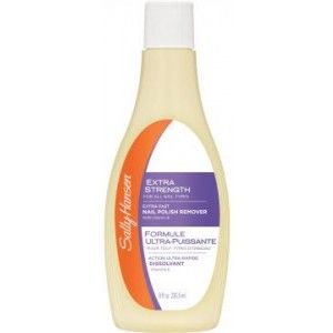 Buy Sally Hansen Extra Strength Nail Polish Remover - Nykaa