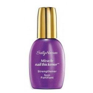 Buy Sally Hansen Miracle Nail Thickener - 3192 Clear - Nykaa
