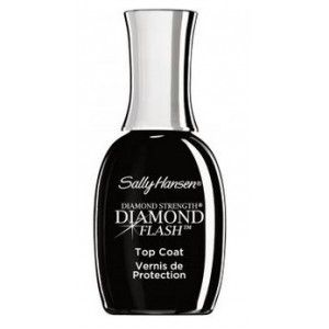 Buy Sally Hansen Diamond Flash Fast Dry Top Coat - Nykaa