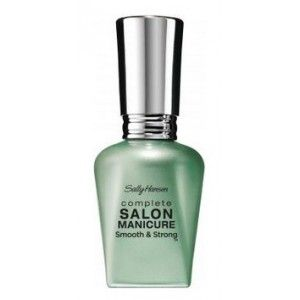 Buy Sally Hansen Salon Manicure Smooth & Strong Base Coat - Z3222 Clear - Nykaa