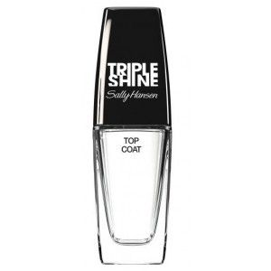 Buy Sally Hansen Triple Shine Top Coat Vernis De Protection - Nykaa