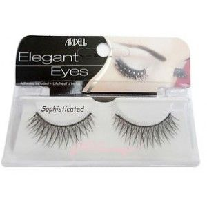 Buy Ardell Elegant Eyes Glitter Sophisticated Eyelashes - Nykaa