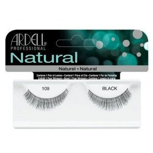 Buy Ardell Natural Strip Lashes - 109 Demi Black - Nykaa