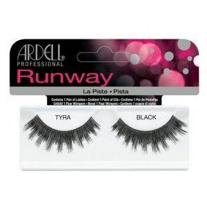 Buy Ardell Runway Tyra Black Eye Lashes - Nykaa