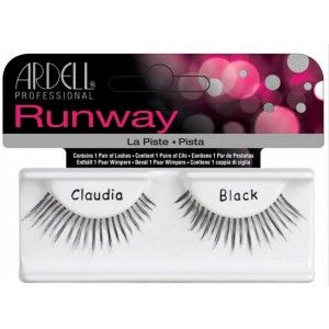 Buy Ardell Runway Claudia Black Eye Lashes - Nykaa