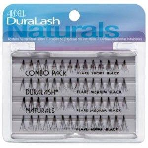 Buy Ardell Duralash Naturals Combo Black - Nykaa