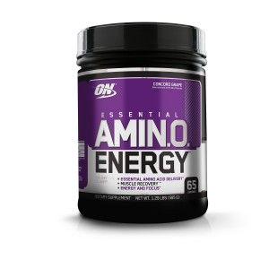 Buy Optimum Nutrition (ON) Amino Energy - 65 Servings (Concord Grape) - Nykaa