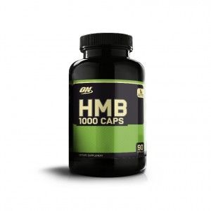 Buy Optimum Nutrition (ON) HMB Dietary Supplement 1000 Mg - 90 Capsules - Nykaa