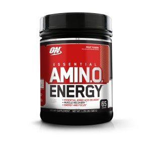 Buy Optimum Nutrition (ON) Amino Energy - 65 Servings (Fruit Fusion) - Nykaa