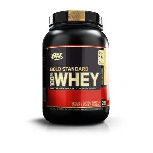 Buy Optimum Nutrition (ON) 100% Whey Gold Standard - 2 lbs (French Vanilla Creme) - Nykaa