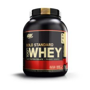Buy Optimum Nutrition (ON) Gold Standard 100% Whey Protein French Vanilla Creme Powder 5lbs - Nykaa