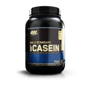 Buy Optimum Nutrition (ON) 100% Casein Protein - 2 lbs (Creamy Vanilla) - Nykaa