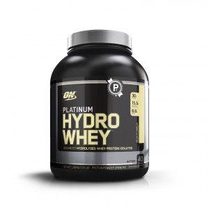 Buy Optimum Nutrition (ON) Platinum Hydro Whey Protein Powder (Velocity Vanilla) - Nykaa