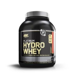 Buy Optimum Nutrition (ON) Platinum Hydro Whey - 3.5 lbs (Supercharged Strawberry) - Nykaa