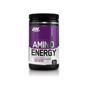 Buy Optimum Nutrition (ON) Amino Energy - 30 Servings (Concord Grape) - Nykaa