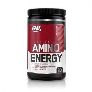 Buy Optimum Nutrition (ON) Amino Energy Powder - 30 Servings (Fruit Fusion) - Nykaa