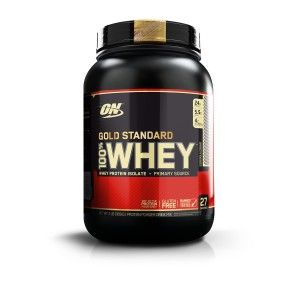 Buy Optimum Nutrition (ON) 100% Whey Gold Standard - 2 lbs (Cookies & Cream) - Nykaa