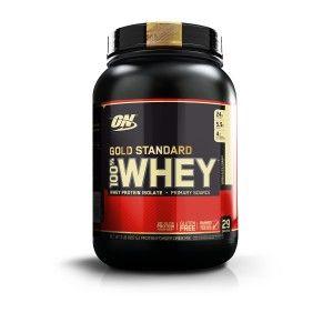 Buy Optimum Nutrition (ON) 100% Whey Gold Standard - 2 lbs (Vanilla Ice Cream) - Nykaa