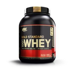 Buy Optimum Nutrition (ON) 100% Whey Gold Standard - 5 lbs (Double Rich Chocolate) - Nykaa