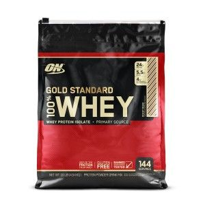 Buy Optimum Nutrition (ON) 100% Whey Gold Standard - 10 lbs (Rocky Road) - Nykaa