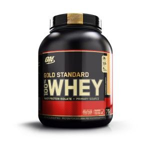 Buy Optimum Nutrition (ON) 100% Whey Gold Standard - 5 lbs (Strawberry Banana) - Nykaa