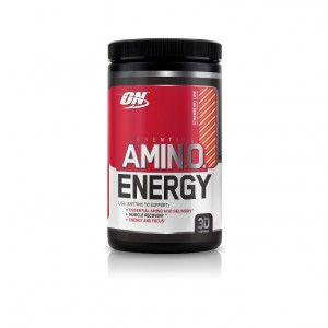 Buy Optimum Nutrition (ON) Amino Energy Powder - 30 Servings (Strawberry Lime) - Nykaa