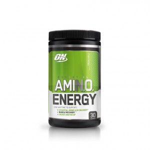 Buy Optimum Nutrition (ON) Amino Energy Powder - 30 Servings (Green Apple) - Nykaa