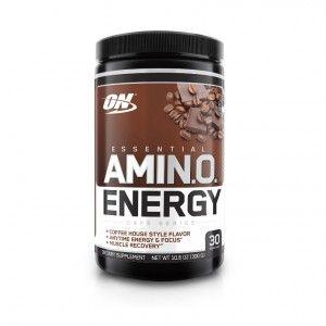 Buy Optimum Nutrition (ON) Amino Energy Powder - 30 Servings (Iced Mocha Cappuccino) - Nykaa