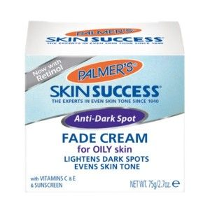 Buy Palmer's Skin Success Fade Cream For Oily Skin Types - Nykaa