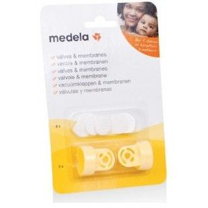 Buy Medela Valves And Membranes - Nykaa