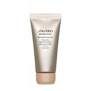 Buy Shiseido Benefiance Wrinkleresist24 Protective Hand Revitalizer - For All Skin Types SPF 15 - Nykaa