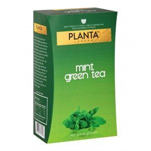 Buy Planta Mint Green Tea Long Leaf - Nykaa