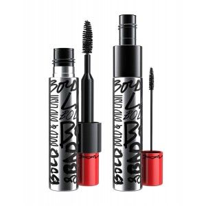 Buy M.A.C Bold & Bad Lash Mascara - Black - Nykaa