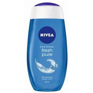 Buy Nivea Pure Fresh Shower Gel - Nykaa