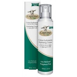 Buy Caprina Fresh Goat's Milk Hydrating Body Creme- Fragrance Free - Nykaa