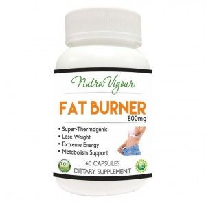 Buy Nutravigour Garcinia Cambogia 70% (HCA) FAT BURNER With Green Tea Extract And Yohimbine Extract 5mg -60 Capsules 800 Mg - Nykaa