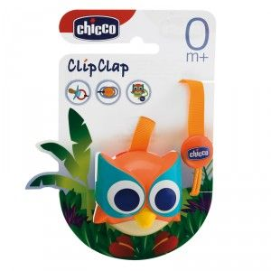 Buy Chicco Clip With Teat Cover - Nykaa