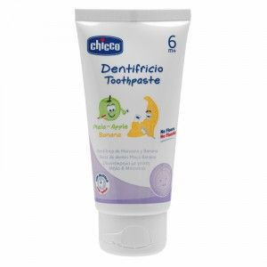 Buy Chicco Apple-Banana Toothpaste - Nykaa