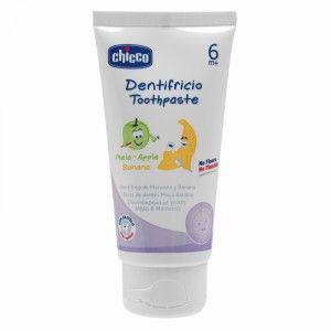 Buy Chicco Apple-Banana Toothpaste - Nykaa