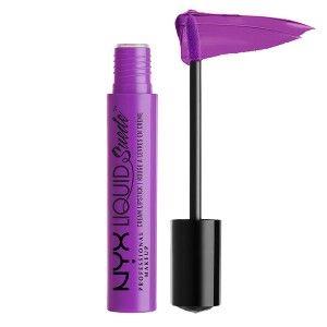 Buy NYX Professional Makeup Liquid Suede Cream Lipstick - Nykaa