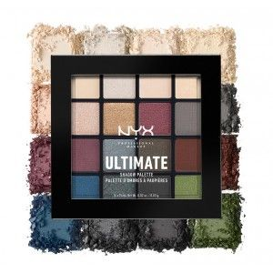 Buy NYX Professional Makeup Ultimate Shadow Palette - Nykaa