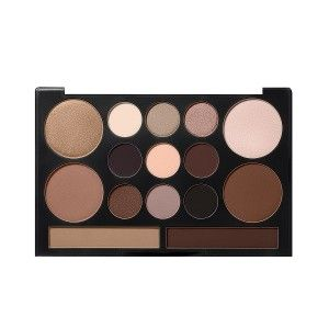 Buy NYX Professional Makeup Love Contours All Palette - Nykaa