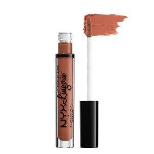 Buy NYX Professional Makeup Lip Lingerie Liquid Lipstick - Nykaa