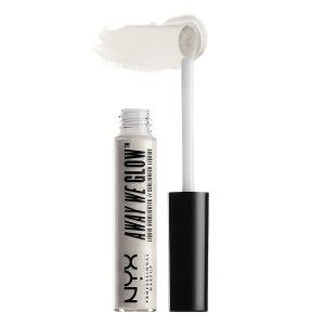 Buy NYX Professional Makeup Away We Glow Liquid Highlighter - Nykaa