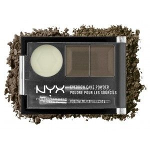 Buy NYX Professional Makeup Eyebrow Cake Powder - Nykaa